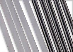 Todo tipo de mezclador de Blade aplanadora Herramientas Herramientas Eléctricas 80x28.2x3.2/82X5.5X1.1mm