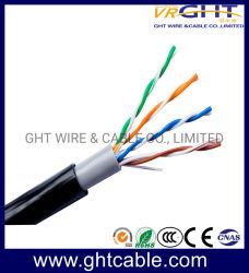 ネットワーキングケーブルかネットワークCable/LANケーブル屋外UTP Cat5eのケーブル