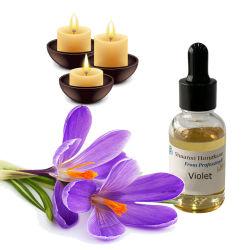 Hohes Konzentrat-violettes Aroma verwendet auf der Herstellung des Duftes/des Duftstoffes/der Aroma-Lampe