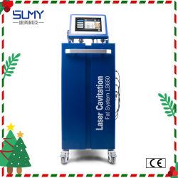 La bio- cavitazione di Cryotherapy di vuoto di rf ultrasonica riduce la perdita di peso grassa che dimagrisce la macchina di bellezza