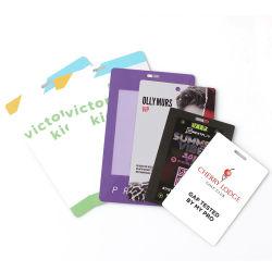 Hot Sale en plastique dur ID en PVC avec la conception de carte photo