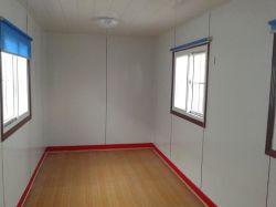 Großes Schlafzimmer-Fertigbehälter-Haus-Kabine des Platz-1 hergestellt in China