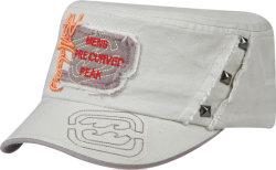Los niños impresa la tapa de deportes del Ejército de algodón/Hat
