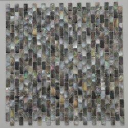 壁・床用シェルモザイク自然装飾材 (K212001)