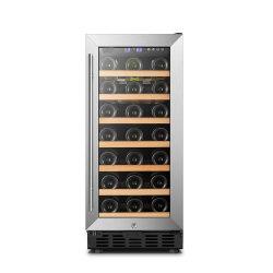 33 бутылок компрессор мини винный погреб