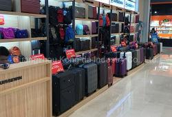 Sac à main en bois Présentoir bagages magasin étagère d'affichage
