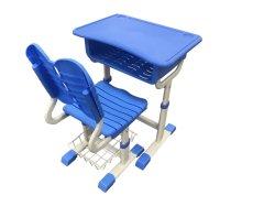 Estudiante de plástico de alta calidad sillas, mesa de lectura de estudio la escuela de los fabricantes de escritorio