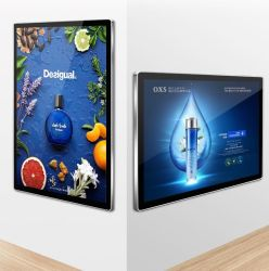 LCD-scherm aan de wand gemonteerd Android Tablet Advertising Player Ad Player Media Digital Signage LCD-reclameapparatuur