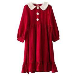 ملابس هادئة لعيد الميلاد محبوك من نسيج البلش لفترة قصيرة في الشتاء