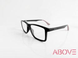 إطارات Spectcale المستندة إلى التكنولوجيا الحيوية، إطار بصري من نظارات شمسية، Unisex Black Square TR90
