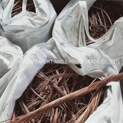 Messingschrott-Kupfer 99.9% Messingdraht-Lieferanten