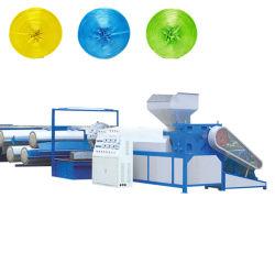 Het pp Geweven Vlakke Garen dat van de Polyester van de Lopende band van de Zak Machine maakt