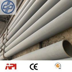 Tubo de aço sem costura norma ASME SA355 P1/P5/P9/P11/P22 tubo de ligas de aço para serviço de alta temperatura