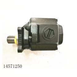 Pompa a ingranaggi idraulica originale dei pezzi di ricambio di Hyva 14571250 per la gru dell'autocarro con cassone ribaltabile