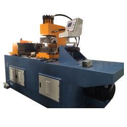 آلية معدنية دائرية مربع Tapper أنبوب طرف يقلل من التشكيل انخفاض سعر الآلة