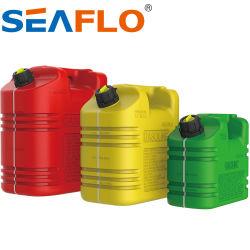 Seaflo 2021 Novo All-Star plástico da Série 5L 10L 20L latas de combustível de desligamento automático