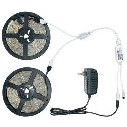 Светодиодные индикаторы Bluetooth Iuces ленты RGB 5050 SMD 2835 водонепроницаемый WiFi гибкие ленточные лампы лента диод DC12V 5m 10м 15м 20 m цветов