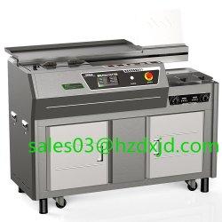 Livre Bind automatique de la machine C50 A4 de la thermorelieuse obligatoire avant de la machine en usine de colle