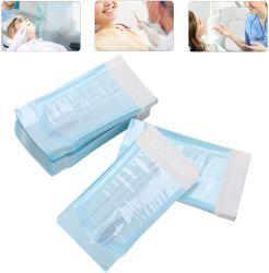 자체 밀봉 파우치 열 밀봉 파우치 및 투명 필름 치과 치료 의료 공급