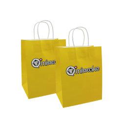 حقيبة تسوق بيع ورق ملون هدية بسعر منافس
