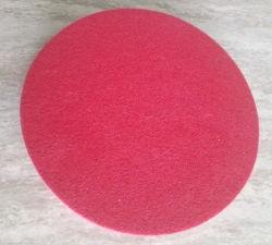 Non-Woven Wheel voor oppervlaktedraadbehandeling van elektrolytisch verdikte Metaware