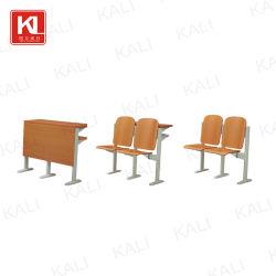 A escola de turismo e cadeira dobrável de madeira da Universidade de sala de aula mobiliário escolar (KL-526)