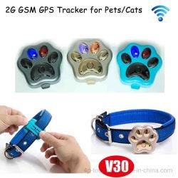 В режиме реального времени положение локатор 2g GPS-SIM-карты Пэт собака устройства слежения