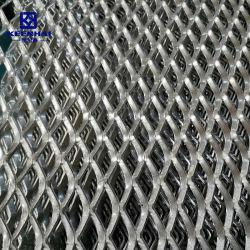 Alumínio comercial expandiu galvanizado panos de malha de tracção