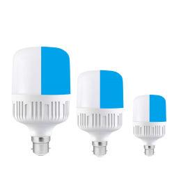 مصباح بلاستيكي خفيف بقوة 10 واط بقوة 20 واط طراز E27 بأفضل سعر مصباح LED IP65 T Shpie