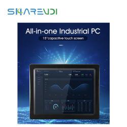 15 industriais Polegadas Tablet PC CPU Intel Wireless Tela sensível ao toque do painel Industrial PC