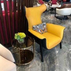 أريكة ظهر عالية حديثة ذات مقعد ذو إطار خشب صلب أريكة يمكن تحويلها إلى سرير مفرد وأريكة مخصصة