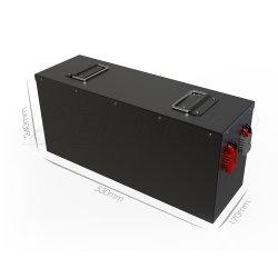 Baterías de ciclo profundo 12V 300Ah LiFePO4 de iones de litio batería solar para el Accu bateria