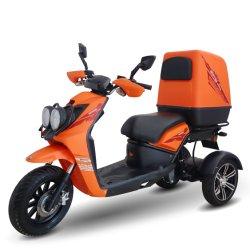 2021년 3륜/전기 카고(Cargo)용 최신 텀블러 전동 세발자전거 트리크