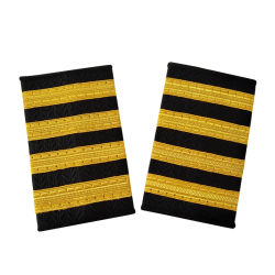 Официальные армии Epaulette безопасности полицейского аксессуары