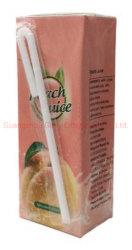 Tetra Pack de 250 ml de zumo de Melocotón Natural