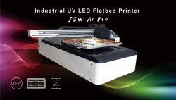 60 da stampa UV della stampante di 90 formati sui regali, metallo, vetro, legno, coperchio mobile, penna, bottiglia