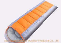 De Polyester van de Compressie van de envelop onderaan de Opblaasbare Slaapzakken van de Veer voor het Kamperen Reizen