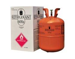 Gas Refrigerant ampiamente usato R600A per condizionamento d'aria