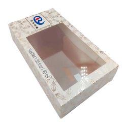 عادة [جولري بوإكس] قابل للتفسّخ حيويّا عطر علبة شاي ورقة خمر طعام مستحضر تجميل أنابيب شفة لمعان وعاء صندوق هبة يعبّئ صندوق