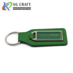 공장 가격 가죽 Keychain 주문 열쇠 고리 주문 로고 열쇠 고리 승진 Keychain 실제적인 가죽 Keychain