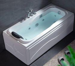 Vasca da bagno di massaggio del mulinello del migliore venditore della fabbrica di Woma Foshan (Q428)