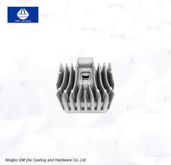 De aluminium Gegoten Radiator van de Motor