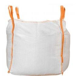قاعدة مسطحة مع غطاء بلاستيكي PP محبوك علوي مصنوع من البلاستيك حقائب للتغليف