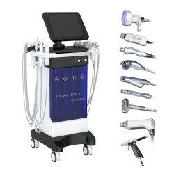 Hydra-Wasser Dermabrasion HF-anhebende BADEKURORT Gesichtsbiomaschine/hydroaqua-Schönheits-Salon-Gerät