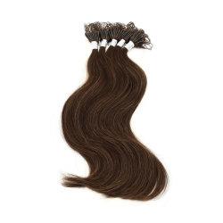 """شعر بنمط ساخن لصالون 8""""-30"""" بشرة أوروبية مستقيمة شريط ذو وجهين بمد 100% من الشعر البرازيلي البشري"""
