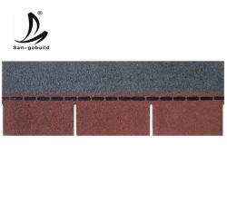 Dakspanen van het Dakwerk van het Asfalt van de Materialen van het Dakwerk van de Groothandelsprijs de Chinese Gelamineerde