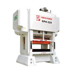 Tipo macchina di perforazione di timbratura automatica del cavalletto da 125 tonnellate della pressa di potere di precisione ad alta velocità del Sei-Cilindro