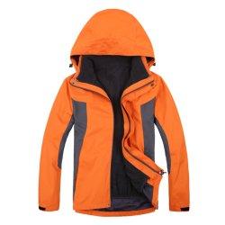Rainproof Windproof hombres chaqueta de invierno cálido desgaste exterior