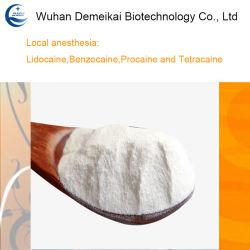 Un buen polvo Envío seguro a la UE CAS: 73-78-9 La lidocaína HCl