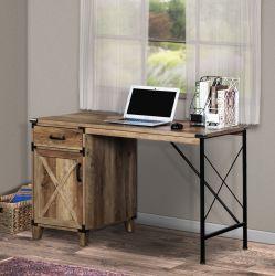[هوم وفّيس فورنيتثر] يعيش غرفة حديثة نمو خشبيّة ريفيّ بلوط لون رفاهيّة [وريتينغ دسك] [إإكسكتيف تبل] حاسوب مكتب مع خزانة ساحب